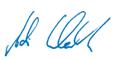 Unterschrift Achim Wambach