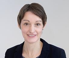 """Dr. Tabea Bucher-Koenen leitet den ZEW-Forschungsbereich """"Internationale Finanzmärkte und Finanzmanagement""""."""