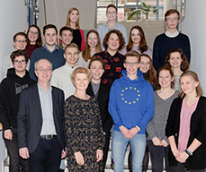 High school students from Memmingen visit ZEW