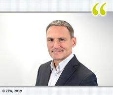Prof. Achim Wambach, Ph.D., Präsident des ZEW – Leibniz-Zentrums für Europäische Wirtschaftsforschung, Mannheim.