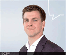 """Dr. Sebastian Blesse from the ZEW Research Department """"Corporate Taxation and Public Finance"""" commenting on the renewed debate on the debt brake."""